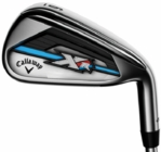 Callaway Golf- LH Ladies XR OS Irons Graphite (Left Handed)
