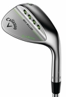 Callaway Golf- LH MD3 Milled Chrome Wedge (Left Handed)