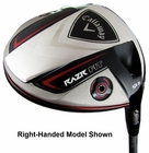 Callaway Golf- LH RAZR Fit Driver (Left Handed)