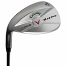 Callaway Golf- LH X-Series Jaws Chrome Wedge Steel (Left Handed)