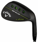 Callaway Golf- MD3 Milled Black Wedge