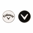 Callaway Golf Metal Ball Markers 4-Pack