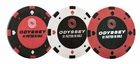 Callaway Golf- Odyssey Poker Chip Ball Markers 3 Pack