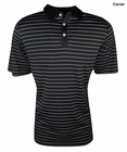 Callaway Golf Opti-Dri Striped Polo