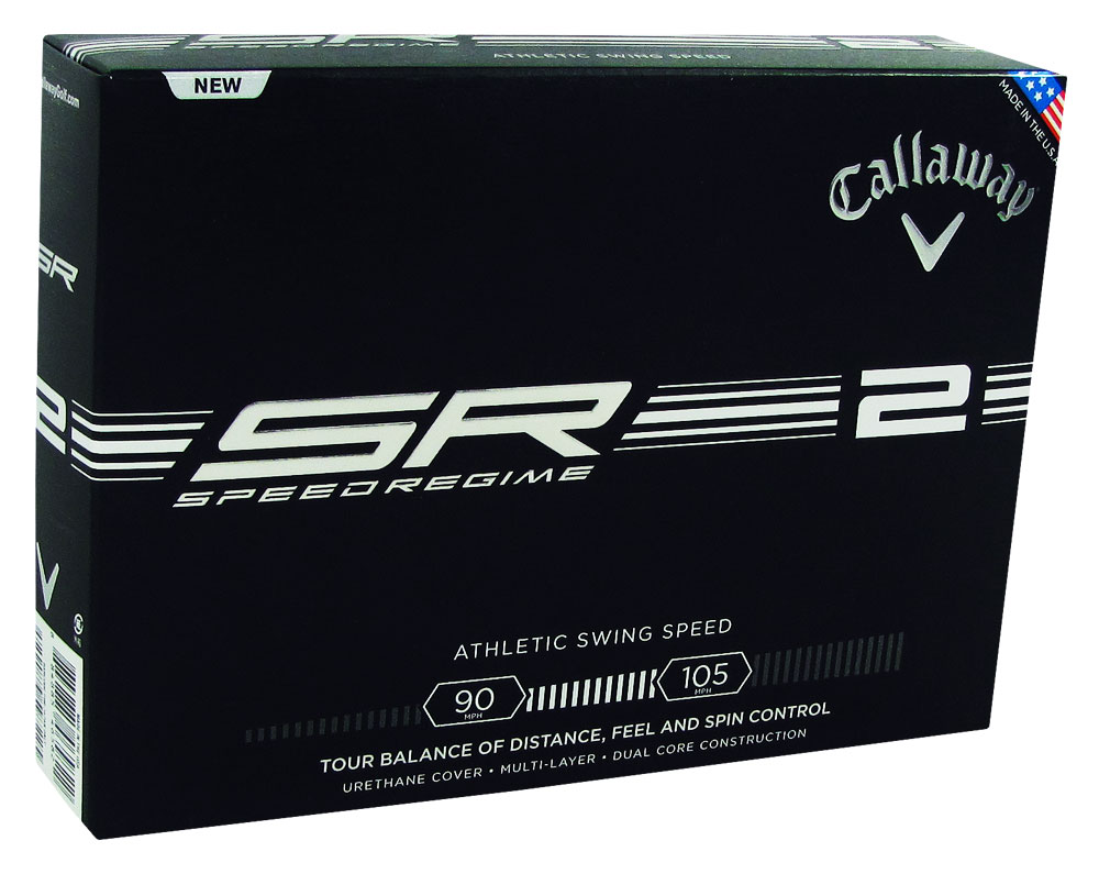 Callaway Speed Regime Se2 Golf Balls By Callaway Golf