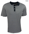 Callaway Golf- Striped Body Polo