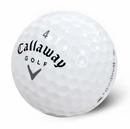 Callaway Golf- Warbird Series Near Mint Used/Recycled Golf Balls