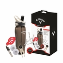 Callaway Golf- Water Bottle Tournament Gift Set