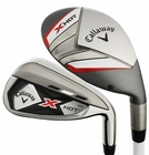 Callaway Golf X-Hot N14 Combo Irons Graph/Steel