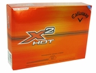 Callaway X2 Hot Golf Balls