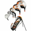 Callaway Golf- XJ Hot Junior Boys Complete Set With Bag