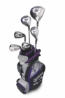 Callaway Golf- XJ Hot Junior Girls Complete Set With Bag