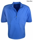 Callaway Golf- Mens Half-Sleeved Stretch Windshirt
