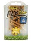 """Champ Golf- Zarma Fly Tees """"Closeout Colors"""""""