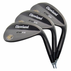 Cleveland Golf CG15 Black Pearl Tour Zip Grooves 3-Wedge Set
