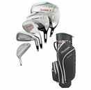 Cleveland Golf- Ladies Bloom 14-Piece Complete Set With Bag