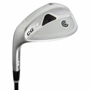 Cleveland Golf- LH CG14 Chrome Tour Zip Grooves Wedge (Left-Handed)