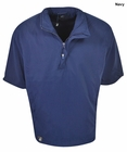 Cleveland Golf- Mens Airstream Short Sleeve Wind Shirt