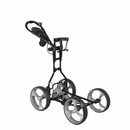 Clever Caddie- 2015 Black Motorized Cart (Lithium Ion Battery)