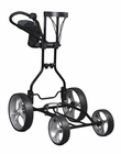 Clever Caddie Golf- Upright Caddy Push Cart