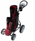 Clever Caddie Golf- 2015 The Trainer Cart