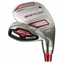 Cobra Golf- Baffler Combo Hybrid 4-PW/GW Irons Graphite/Steel