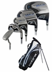 Cobra Golf- Baffler XL Mens Complete Set With Bag Graphite