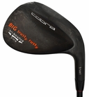 Cobra Golf- Big Trusty Rusty Black Wedge