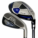 Cobra Golf Fly-Z XL Combo Irons Graphite/Steel