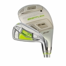 Cobra Golf- Ladies Amp Combo Irons #4/5, 6-PW/SW Graphite