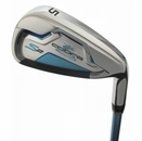 Cobra  Golf- Ladies S2 5-GW/SW Irons Graphite
