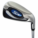Cobra Golf- Ladies S3 5-PW/GW/SW Irons Graphite