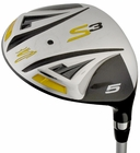 Cobra Golf- Ladies S3 Fairway Wood