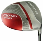Cobra Golf- LH AMP Cell Offset Driver (Left Handed)