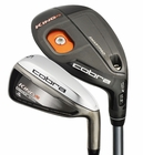 Cobra Golf- LH King F6 Combo Irons Graphite (Left Handed)