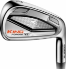 Cobra Golf- LH King Forged Tec Irons Steel (Left Handed)