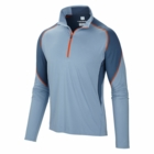 Columbia Golf- 1/2 Zip Freeze Degree II Long Sleeve Shirt