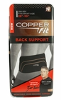 Copper Fit- Regular Back Support