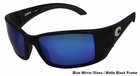 Costa Del Mar - Blackfin Mens Polarized W580 Sunglasses