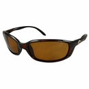 Costa Del Mar- Brine Tortoise Mens Polarized Sunglasses