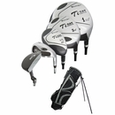 Cougar Golf- Ti Complete Set With Bag Graphite/Steel