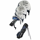 Cougar Golf- X-Cat Tour II Complete Set With Bag Graphite/Steel