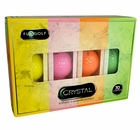 Crystal Golf Balls