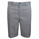 Cutter & Buck- CB Drytec Boardwalk Plaid Shorts
