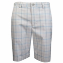 Cutter & Buck- CB Drytec Samuel Plaid Shorts