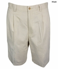Cutter & Buck Golf- Cotton Twill Shorts