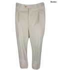 Cutter & Buck Golf- DryTec Luxe Pleated Pants