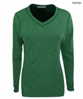 Cutter & Buck Golf- Ladies Reversible Formation Knit Sweater
