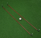 Dave Pelz Golf- Proline Alignment Rails Training Aid DP4012
