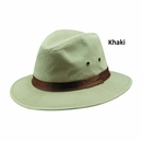 Dorfman Pacific Golf- Twill Safari Hat